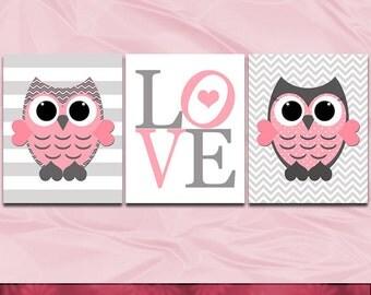 Diy owl decor