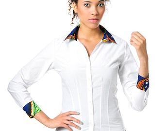 African Print Shirt