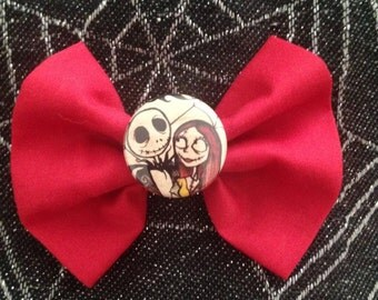 Jack and Sally Bow