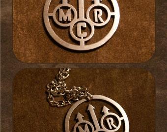 Custom Keychain-My Chemical Romance