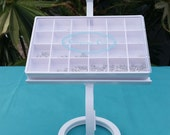 Charm Display Tray Holder designed for Origami Owl Charm Trays