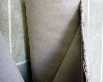 Gray Canvas Fabric by the Yard, Fabric by the Yard, Canvas Yardage