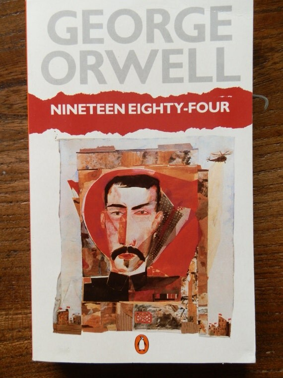 a review of george orwells book nineteen eighty four Nineteen eighty-four review (1984 sod the book, as long as nineteen eighty-four is a good film on its own merit then that's george orwell nineteen eighty-four.
