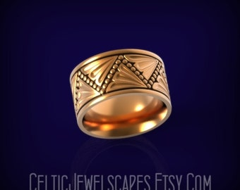 ISLAY Ring in 14 KT Rose Gold