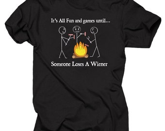 Wiener T-Shirt Funny Tee Shirt
