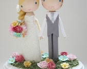 custom wedding cake topper - order for - CASSIE