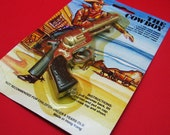 The Cowboy Cap Gun - Vintage DieCast Collectible Toy Rodeo Cowgirl Wild West Sharp Shooter Pistol Dude Ranch Lone Ranger
