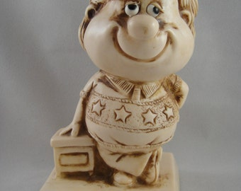 To a Helluva Guy Sillisculpt R W Berrie Figurine