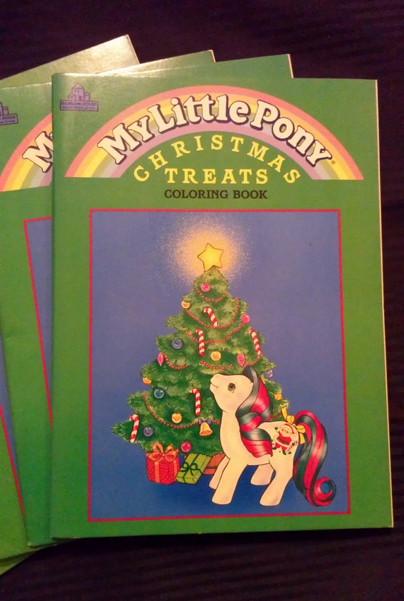Vintage My Little Pony Coloring Pages : Vintage my little pony coloring books free