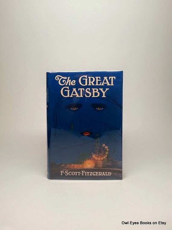 an overview of the great gatsby by f scott fitzgerald