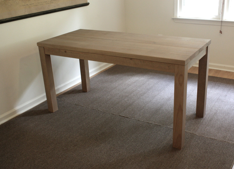 parsons kitchen table