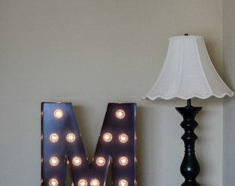 Letter M Home Decor Fair Event Decor Curatedwedluxe On Etsy Design Inspiration