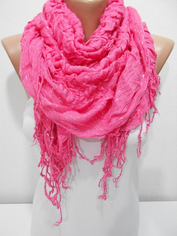 Shop for pink scarf at oraplanrans.tk Free Shipping. Free Returns. All the time.