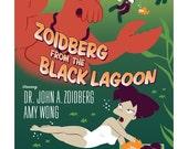 Futurama - Zoidberg from the Black Lagoon