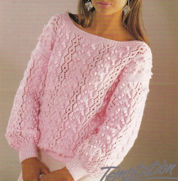 Vintage Knitting Patterns Instructions to Make by LucysPatternBox