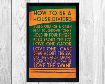 Popular Items For House Divided On Etsy