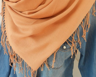 SOFT Large Pashmina Scarf Shawl Cowl Scarf Oversize Winter Scarf Women Holiday Fashion Accessories Christmas New Year Gift Ideas For Her
