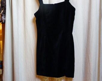 black dress L/XL