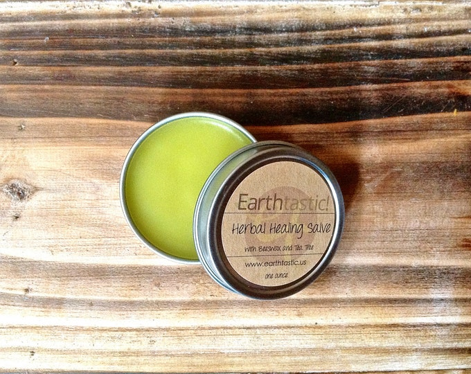 All Purpose Herbal Healing Salve 1oz Tin