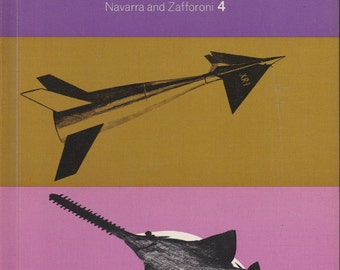 Today's Basic Science 4 - John Gabriel Navarra and Joseph Zafforoni - 1963 - Vintage Text Book