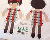 MAE Style 1 Doll Pattern Kit