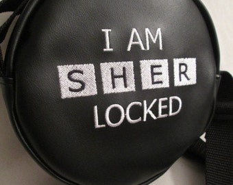I Am Sherlocked Purse