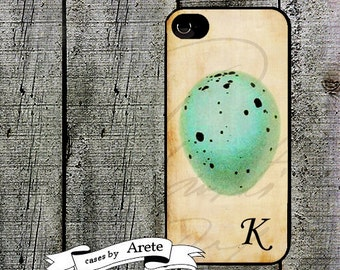 Personalized Vintage Bird Egg Phone Case for  iPhone 4 4s 5 5s 5c SE 6 6s 7  6 6s 7 Plus Galaxy s4 s5 s6 s7 Edge