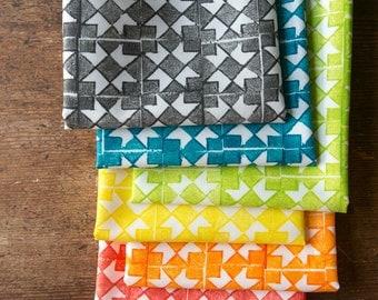 Ribbon Star Quilt Fabric Fat Quarter Pack