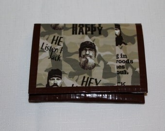 Duck Dynasty Duct Tape Wallet