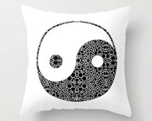Popular items for yin and yang on etsy for Yin yang couch