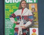 Crochet Super Winter Issue 1981