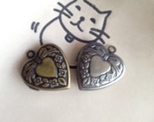 Heart Locket 20x20mm - Code 202.927
