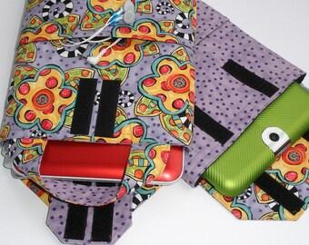 Tablet Netbook Padded Sleeve Tote Sewing PDF