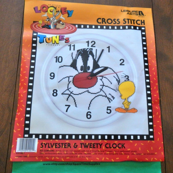 sylvester tweety cuckoo clock instructions