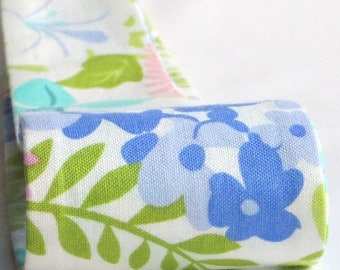 Colorful Headbands, Womens, Cute Colorful Garden Print