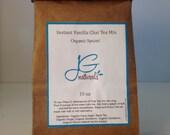 Organic Spiced Dairy Free Chai Tea mix 10 oz,vegan