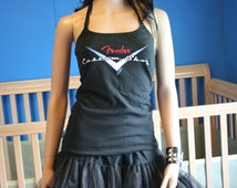 Fender Guitars halter top recycled XSMALL Small