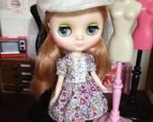 Middie Blythe size  Liberty cotton dress