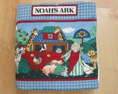 Noah's Ark Fabric Book
