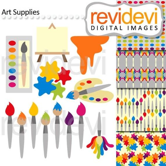 art supplies clip art - photo #28