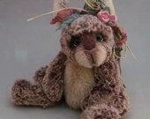 """OOAK Artist bunny """"Camilla"""" by Jeannette Bashore"""