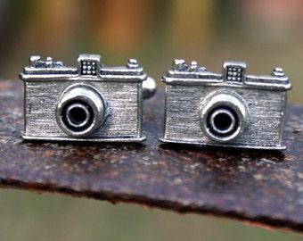 Cufflinks - Camera