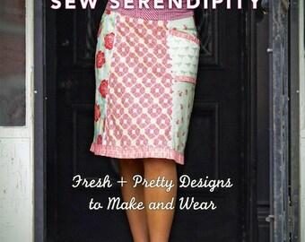 Sew Serendipity Pattern Book