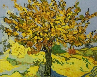 The Mulberry Tree by Van Gogh-LB14292