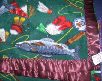 Fly Fishing Blanket