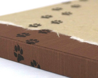 Animal Lover Photo Album Jake Design - great for Dog Lovers, Birthdays, Showers and Scrapbooks