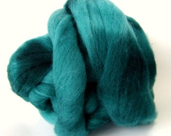 Teal Colonial Wool Top - 1.8 Ounces