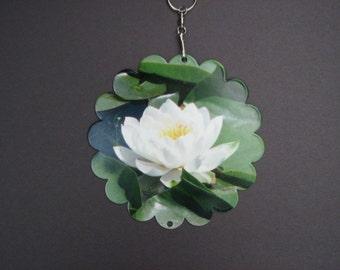 Water Lily Garden Art