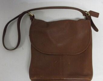 90s Vintage COACH  Crossbody Messenger bag Shoulderbag
