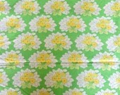 Seventies vintage fabric - 140x50 cm.
